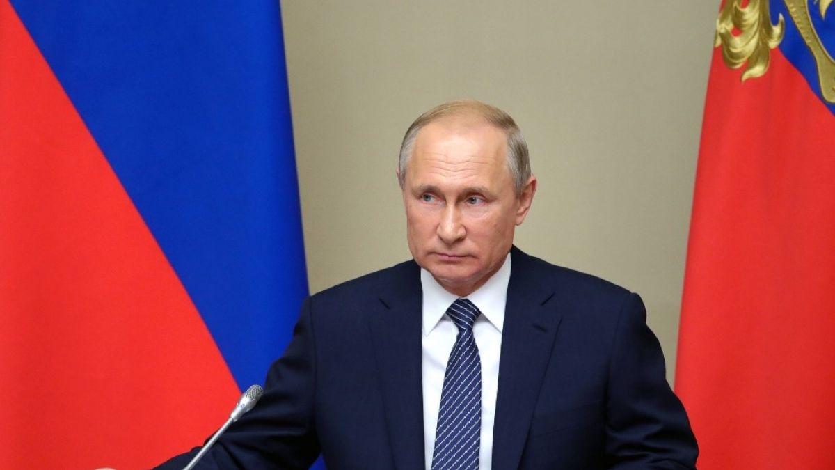 """Putin: """"Mientras yo sea presidente no habrá matrimonio homosexual, habrá papá y mamá"""""""