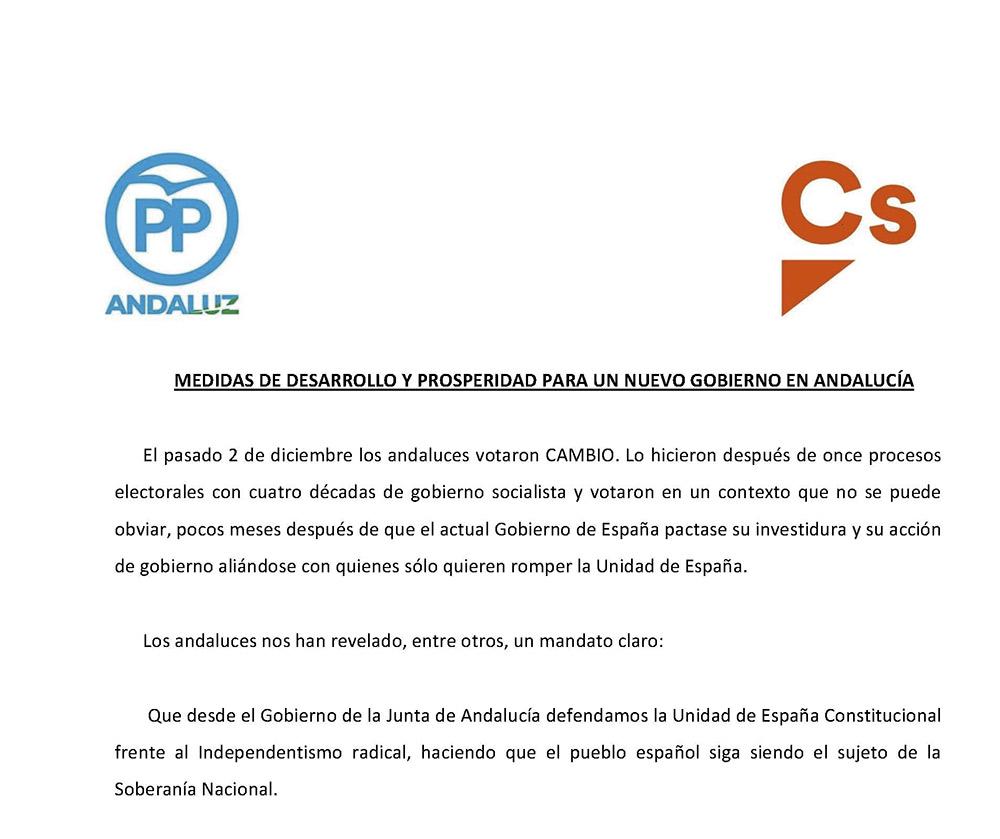 """PP y Cs en Andalucía se comprometen a defender los derechos de"""" … lesbianas, gais, bisexuales, transexuales, transgénico (¿¿??) e intersexuales…"""""""