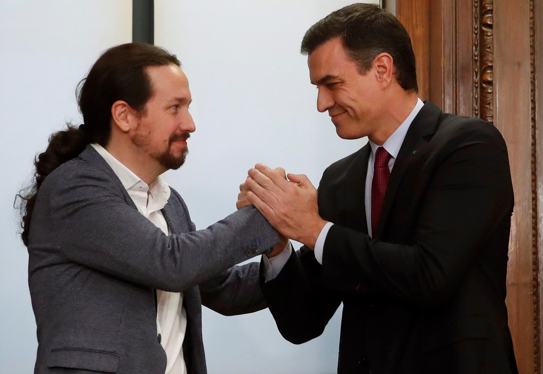 PSOE Y Unidas Podemos prohíben las terapias para curar la homosexualidad en su acuerdo de gobierno.