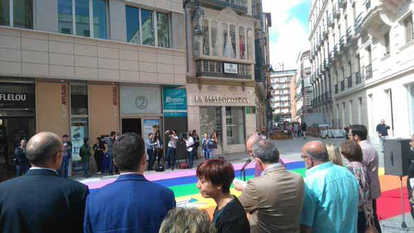 Acto Málaga Homofobia 2016 4