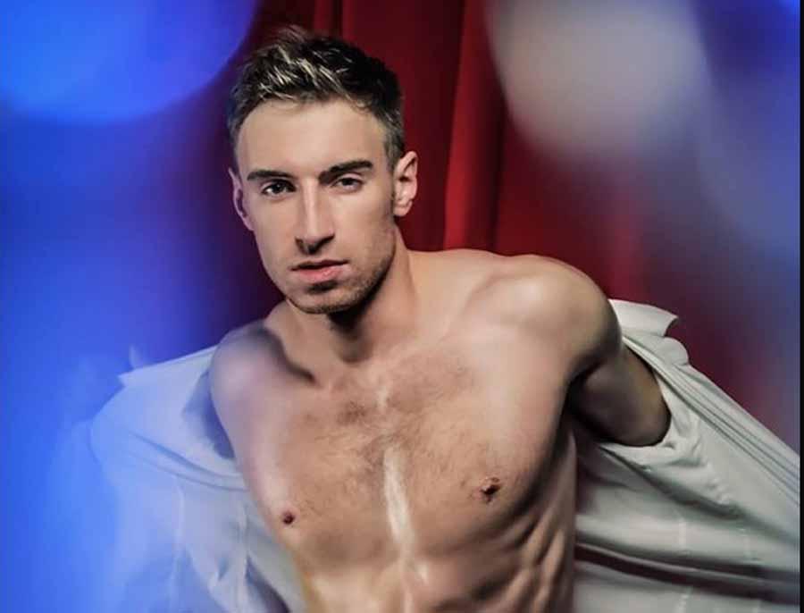 """Estrella del porno gay reivindica que quieres ser """"más que un pene"""" para sus fans"""