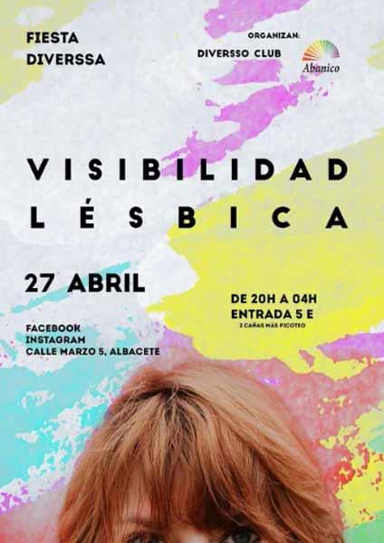Albacete Visibilidad Lésbica 2017