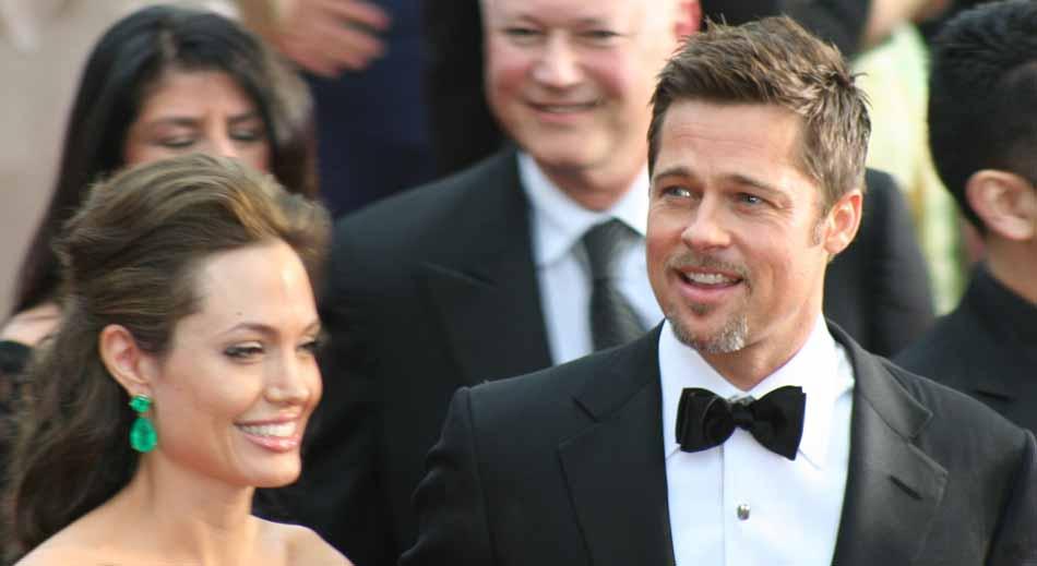 """Adiós a la icónica """"Brangelina"""": Angelina Joli anuncia que se divorcia de Brad Pitt, la pareja más """"pro gay"""" de Hollywood"""