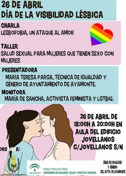 Ayamonte Visibilidad Lésbica 2017