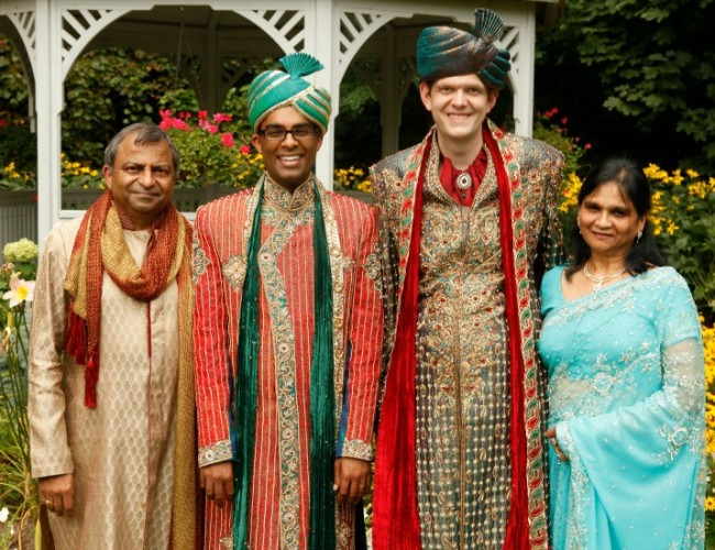 Boda Gay hindú
