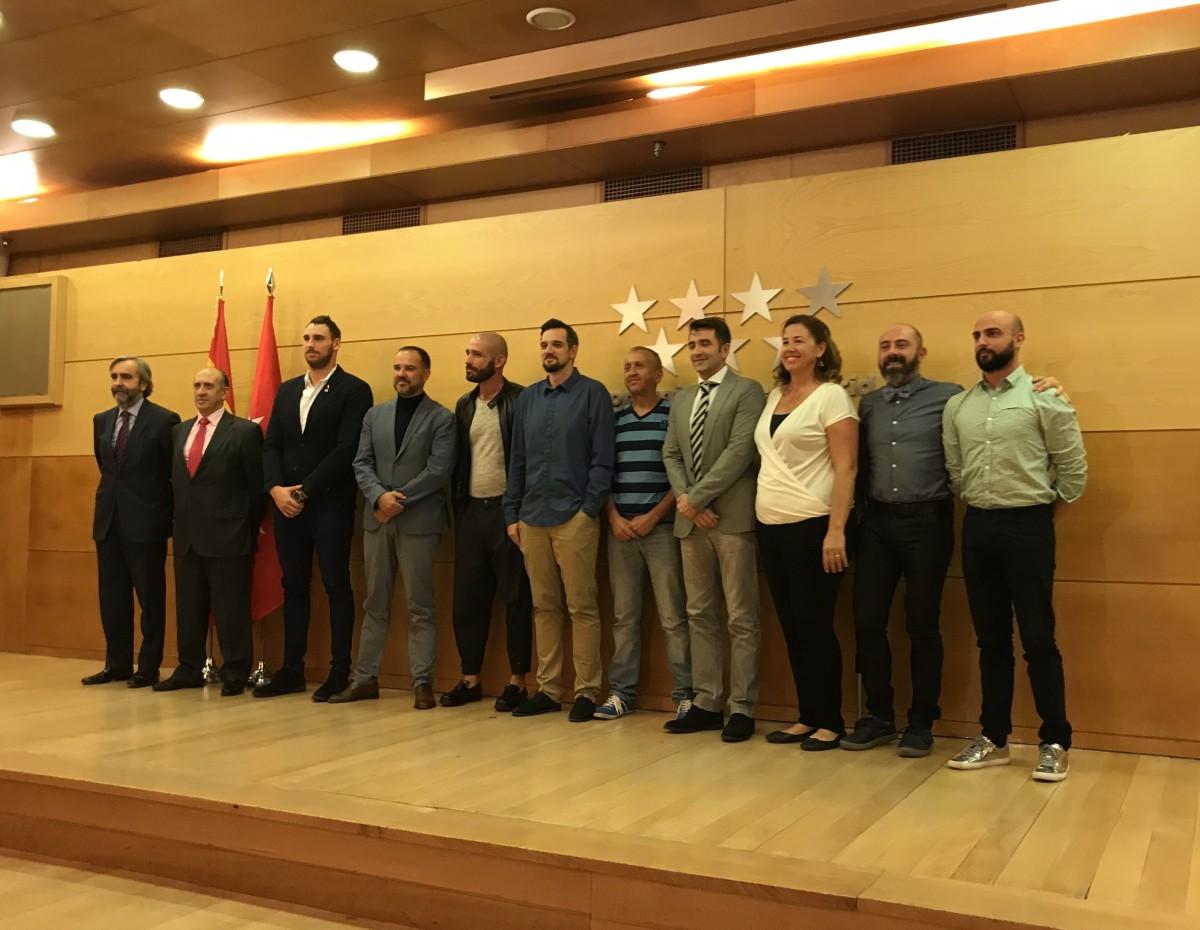La Comunidad de Madrid ha firmado hoy el Protocolo para prevenir la LGTBIfobia en el deporte