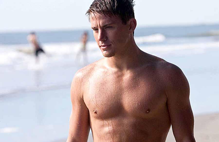 """¿Te gustaría ver una versión gay de """"Splash"""" protagonizada por Channing Tatum?"""