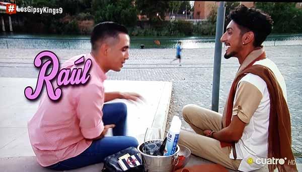 Cristo se encuentra con Raul en el Muelle de las Delicias
