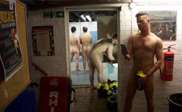 Jugadores de rugby gays contra el cáncer testicular 2018 5