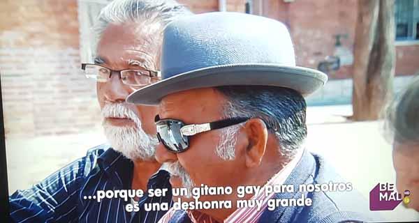 Lo que opinan los gitanos viejos de respeto de los gitanos gays