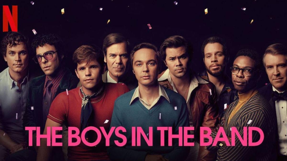 """Netflix estrena """"Los chicos de la banda"""" que trata de la realidad LGBT en los años 60"""