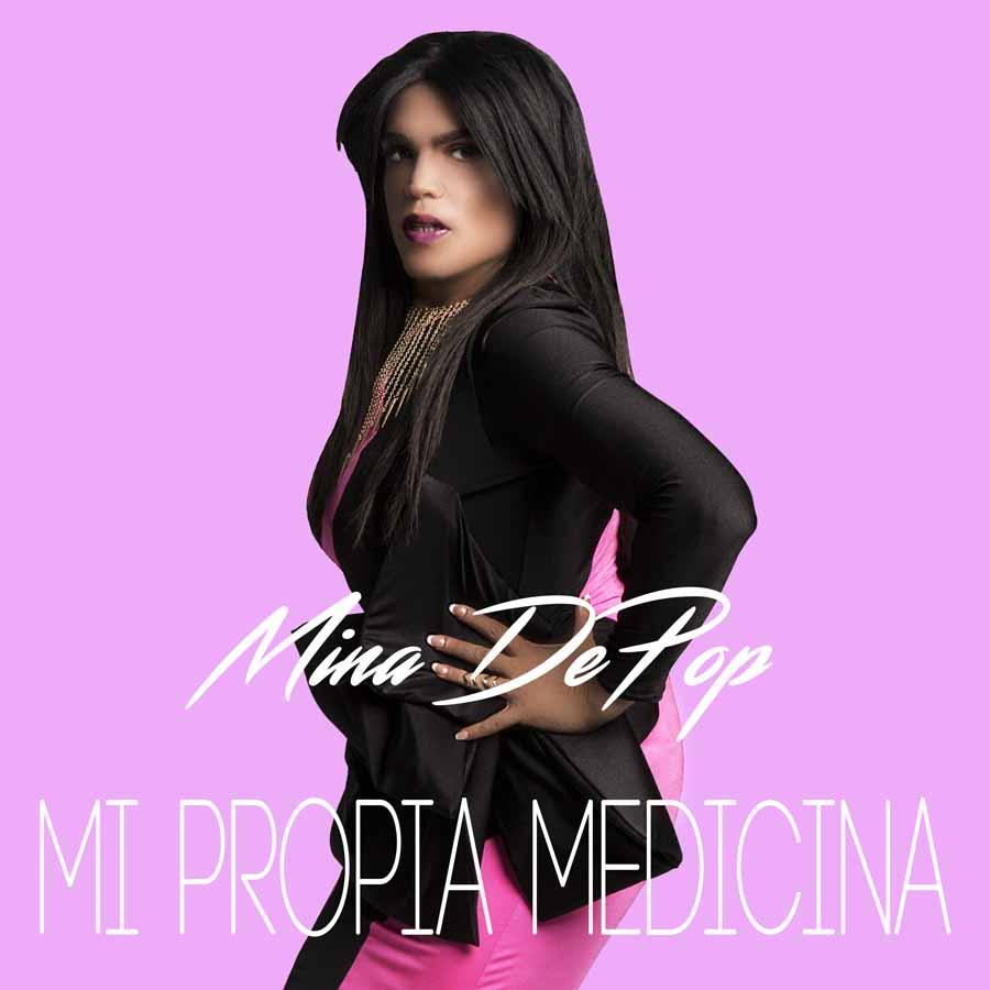 """Mina DePop presenta """"Mi Propia Medicina"""""""