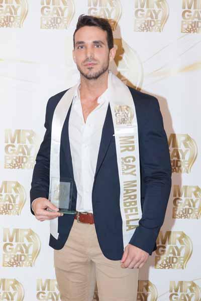 MrGay Pride Marbella 2016