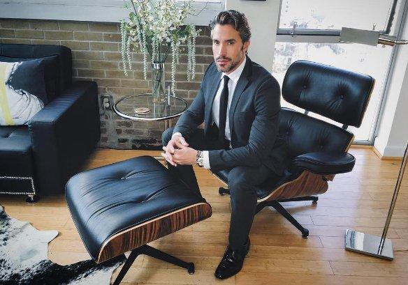 "Roberto Sepúlveda Jr.: Un ""Príncipe azul gay"" con un pasado como escort"