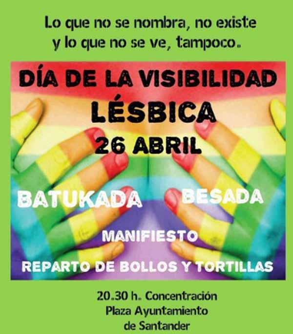 Santander Visibilidad Lésbica 2017