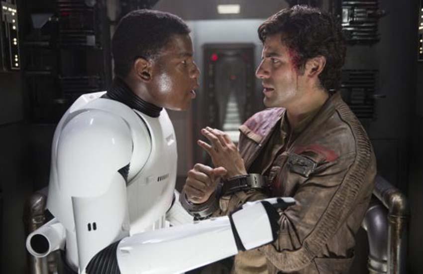 ¿Habrá romance gay entre Finn y Poe en próximas entregas de Star Wars?