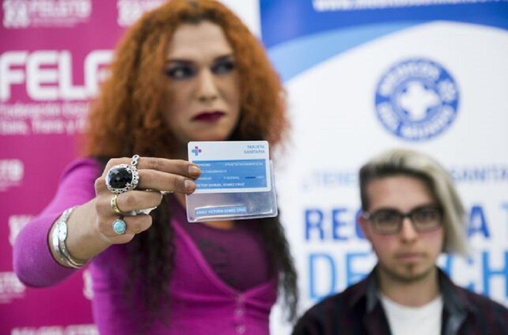 """""""Miedo"""" y """"temor"""" es lo que sienten las personas trans por los centros sanitarios"""