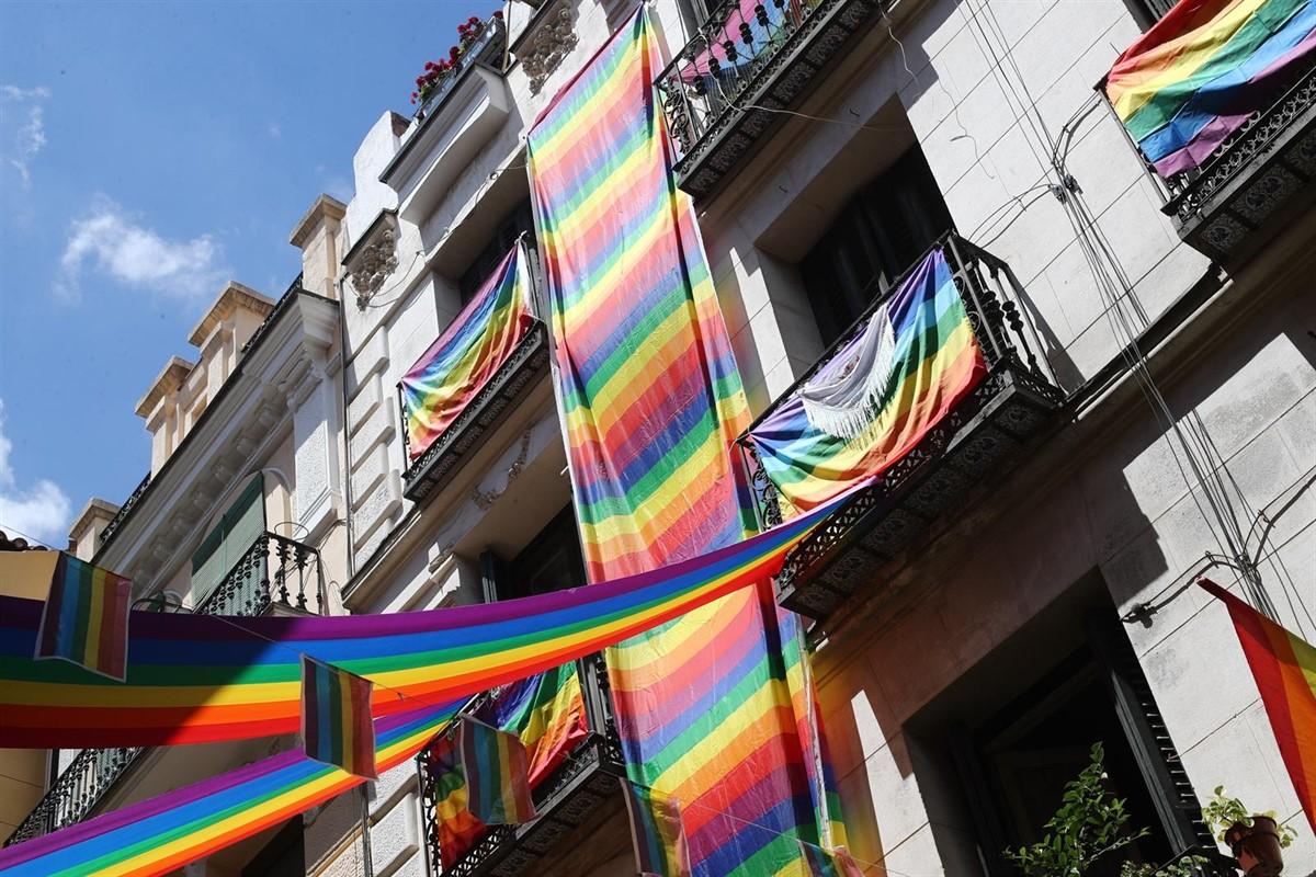 España retrocede frente al resto de Europa en derechos LGTBI