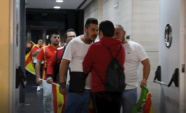 """""""Si no te gusta España, vete a tu país, maricón"""". Gritaba un grupo de asaltantes en IFA"""