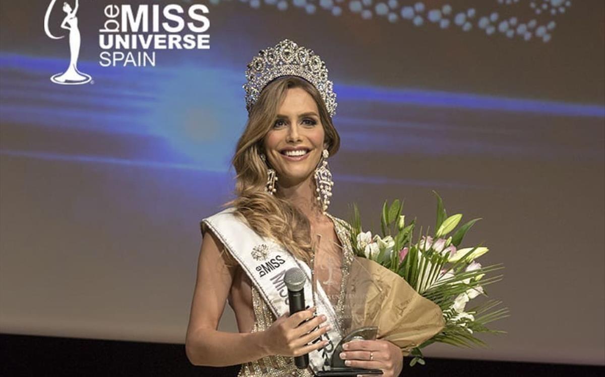 ¿Quieres saber quién representará a España en Miss Universo?