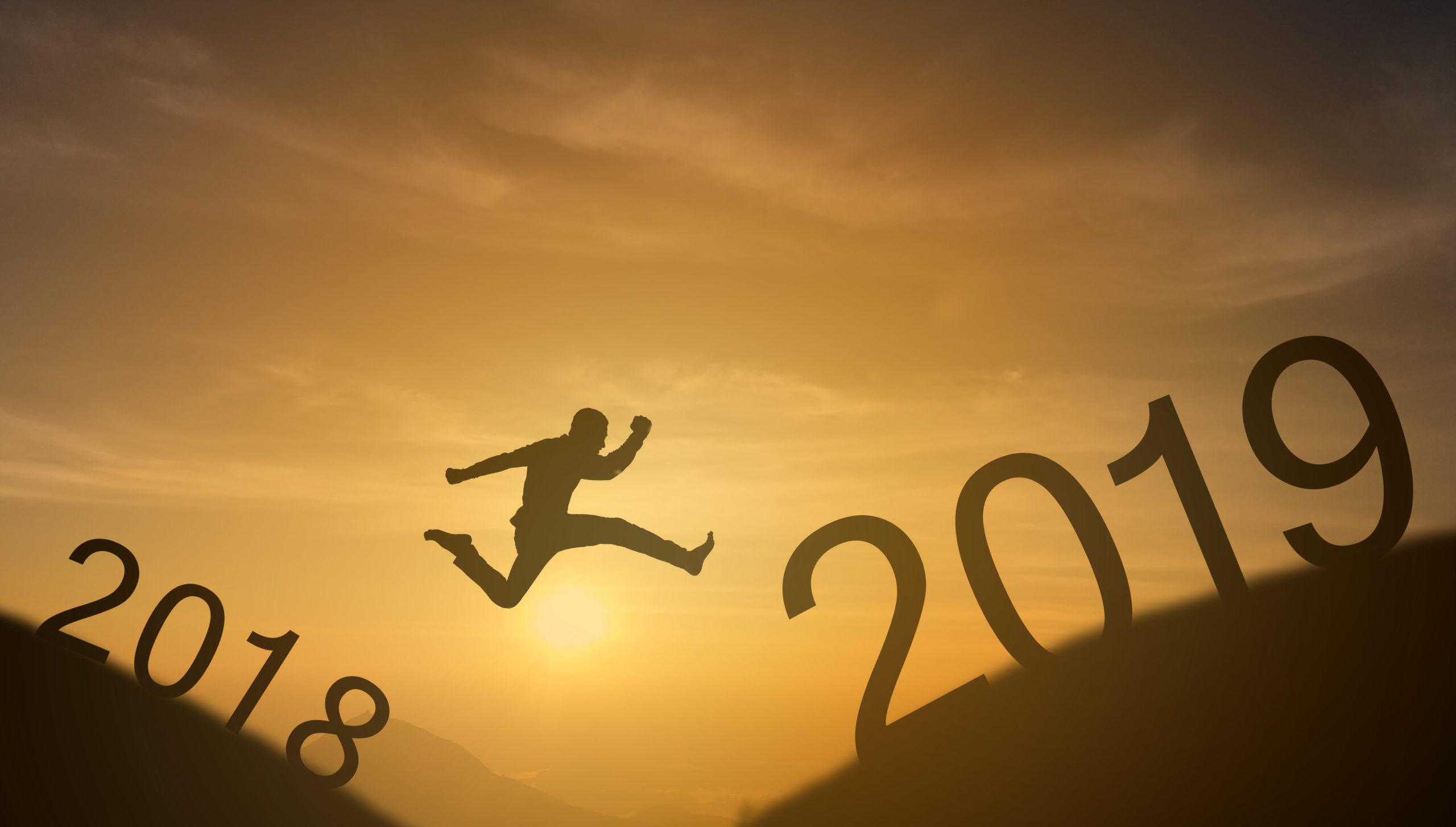 Tendencias para el año 2019: viajes, salud, moda… ¡ Lee y asómbrate !