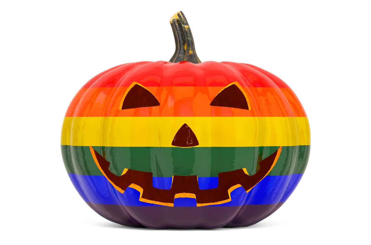 Disfraces en pareja para un Halloween atípico