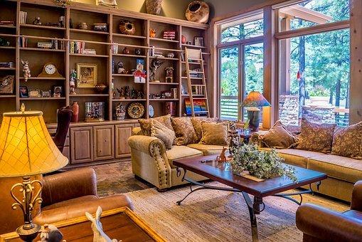 Muebles y Artículos de decoración