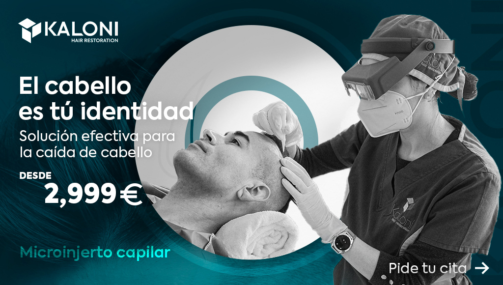 Kaloni Hair Restoration Madrid
