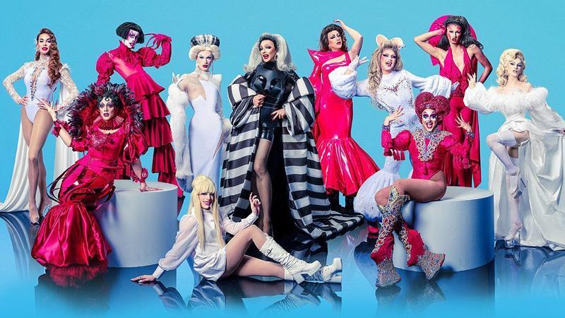 Drag Race elegirá a la Reina del Drag desde este mayo en Atresplayer Premium