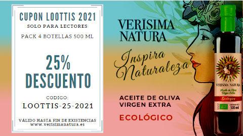 Verísima Natura Aceite Ecológico Y Biodinámico