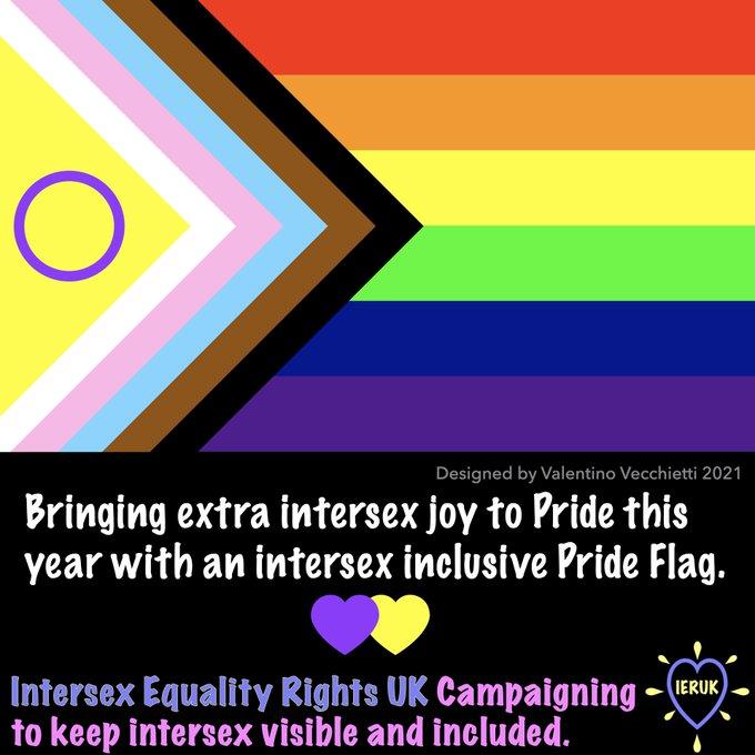 La bandera LGTBIQ+ se rediseña para ser más inclusiva