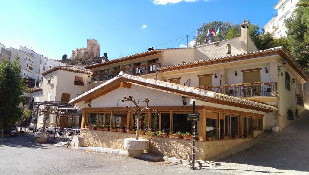 Apartamentos Turísticos Restaurante El Palacil