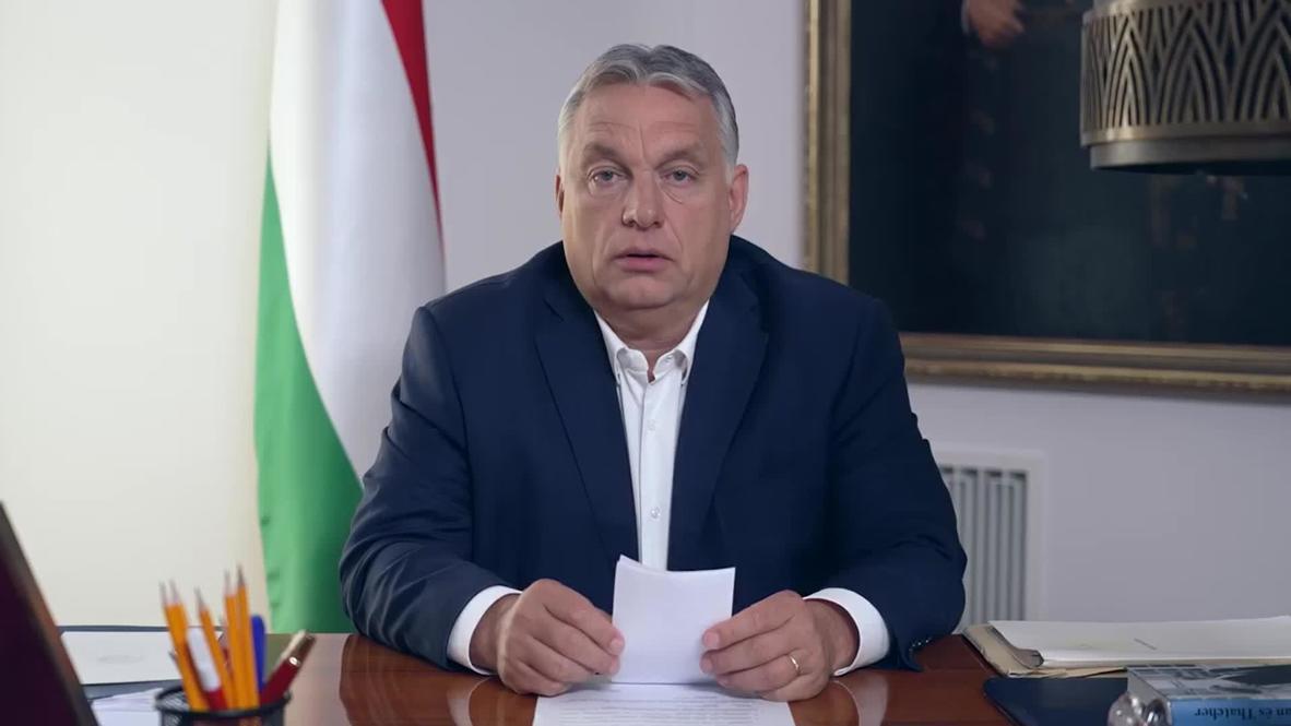 El primer ministro de Hungría convoca un referendum sobre su ley anti-LGTBI