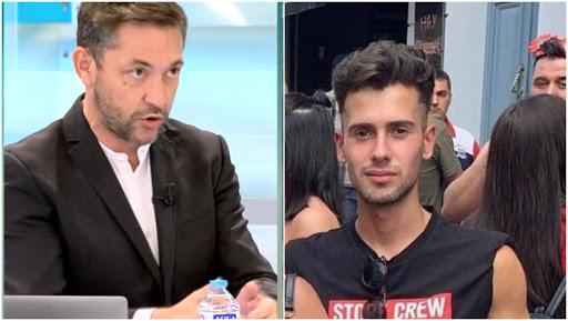 Despiden a Javier Ruiz del programa de Ana Rosa tras su alegato contra la homofobia en el crimen de Samuel